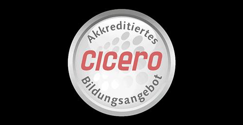 V-Quiz das von Cicero akkreditierte Bildungsangebot nach IDD Standard für Versicherungsberater und -makler in der Schweiz