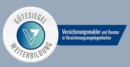 Gütesiegel Weiterbildung nach IDD für Versicherungsmakler und Berater in Versicherungsangelegenheiten in Österreich