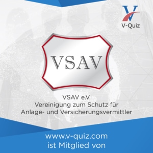 VSAV Mitglied - V-Quiz die App für IDD & gutberaten.de Weiterbildungsstunden