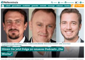 Podcast - IDD Stunden kostenlos testen